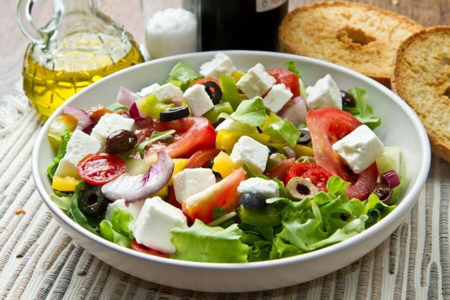 Salata Joriátiki